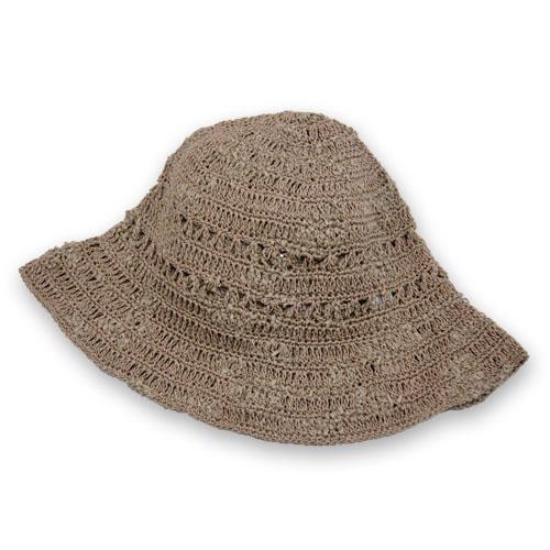 *かぎ針編みの帽子 *かぎ針編みの帽子  [春夏コレクション] 商品コード: 402181...